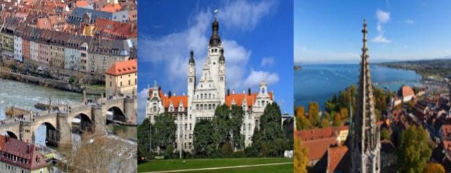 Erasmus #4 – Le migliori città dove trascorrere un Erasmus in Germania