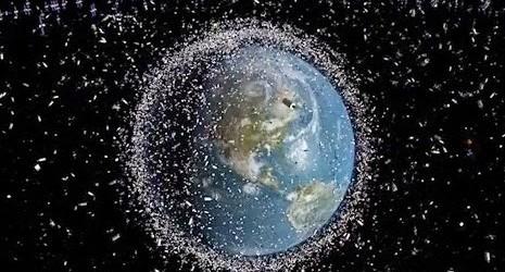 Discarica in Space: la prossima frontiera dell'inquinamento