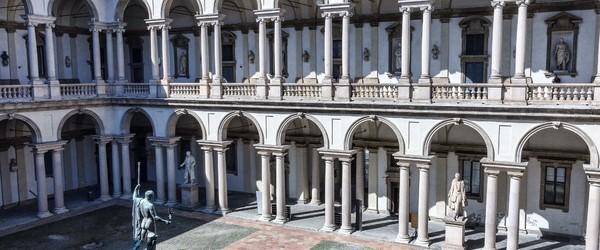 Accademia Aperta: alla scoperta dell'Accademia di Belle Arti di Brera