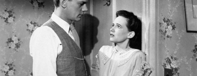 """""""L'ombra del dubbio"""" (1943), di Alfred Hitchcock"""