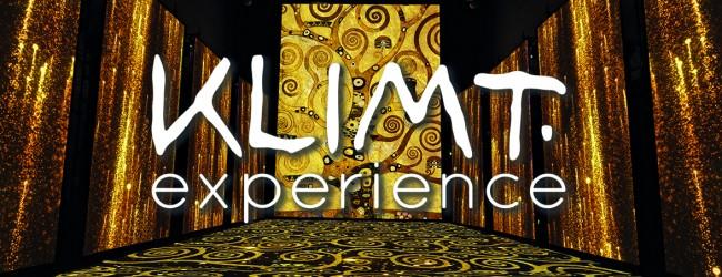 Klimt Experience: un nuovo modo di vivere l'arte.