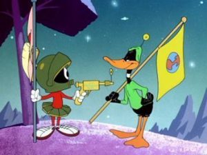Duck-Dodgers-and-Martian-Marvin-duck-dodgers-2562959-350-263
