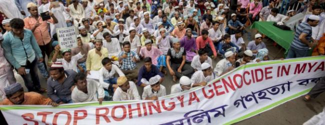 Il silenzioso massacro dei Rohingya