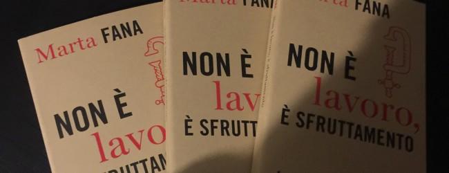 """Marta Fana: """"Quello che manca in Italia è un alfabetizzazione sul lavoro"""""""