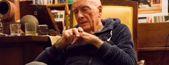 Una chiacchierata con Mino Milani, il cantastorie di Pavia