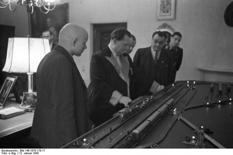 Carinhall, 50. Geburtstag Hermann Göring