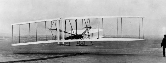 The wRIGHT to fly: il volo più di 100 anni fa