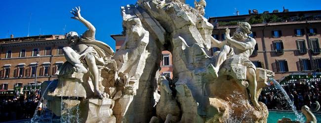 Quattro passi per Roma in compagnia di Gian Lorenzo Bernini
