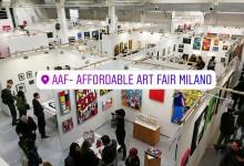 Affordable Art Fair: un fine settimana immerso nell'arte