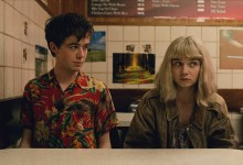 "Sorprendentemente, ""The end of the f***ing World"""
