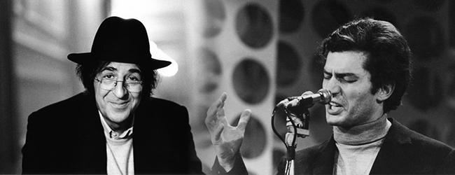 Tenco e Gaber: due volti chiave agli albori della canzone d'autore