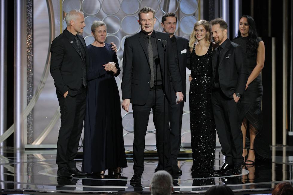 I vincitori dei Golden Globe
