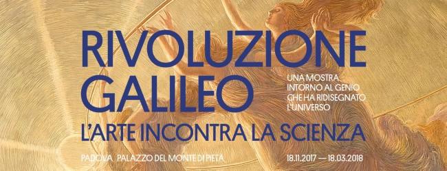 A Padova l'arte ruota intorno a Galilei