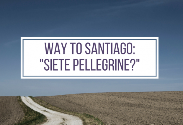 Way to Santiago #3: Are you pilgrims?