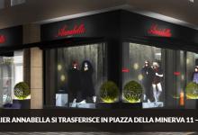 Annabella: sempre e solo a Pavia