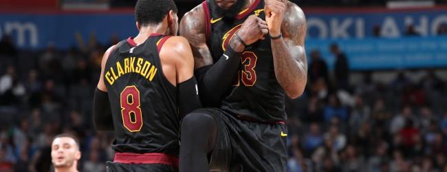 Rockets spodestano Warriors, Nuovi Cavs molto bene