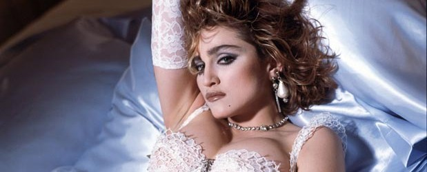 "Madonna: una lucky star ""since 1983″"