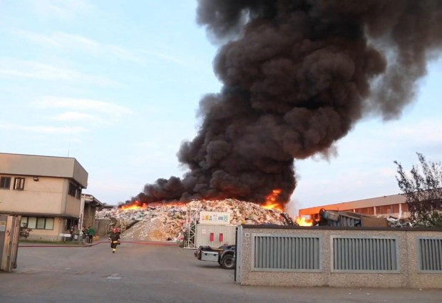 Is Lomellina a land of fires? Part 1: an overview.