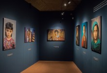 Steve McCurry Icons: attraverso lo sguardo