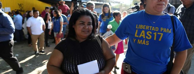 The story of two women in El Salvador