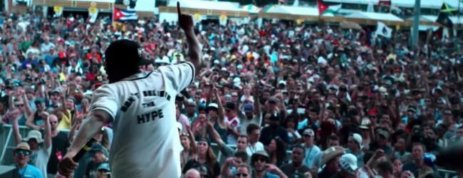 "ANTEPRIMA • Il Rap e l'Hip-hop raccontati da Netflix: ""Rapture"""
