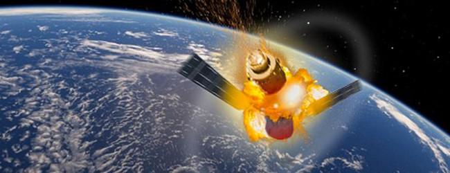 La stazione spaziale cinese è caduta su Pavia – danni all'Università