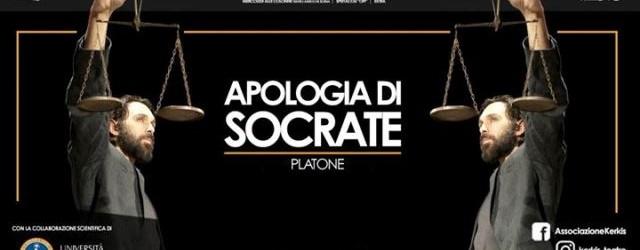 Apologia di Socrate – Kerkìs Teatro Antico in scena