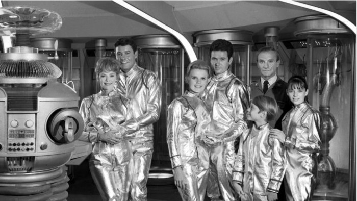 Lost in Space 1965-1969 Classic Serie Birdmen