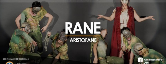 "Kerkìs: ""Rane"" di Aristofane"