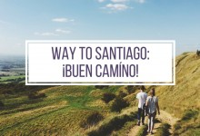 Way to Santiago #5:  ¡Buen Camino!