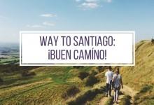 Way to Santiago #5:  ¡Buen Camino!