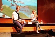 Inchiostro al Salone del libro 2018 #1: Alessandro D'Avenia dialoga con Andrea Marcolongo