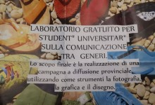 Comunicazione tra generi: laboratorio per student* universitar*