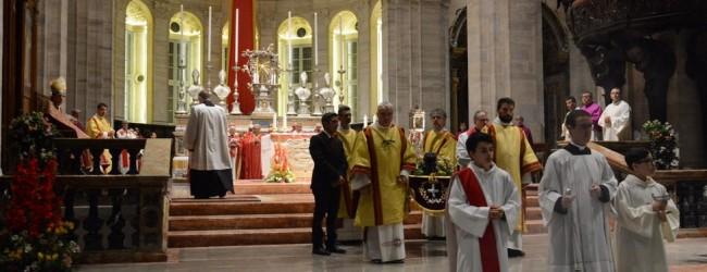 La festa delle Sacre Spine a Pavia fra rito e tradizione