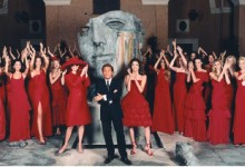"""Valentino: un rosso, """"made in Oltrepò"""""""