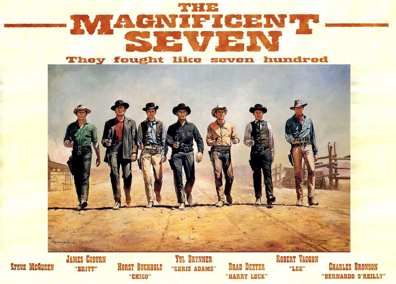 3 - magnificent seven 3