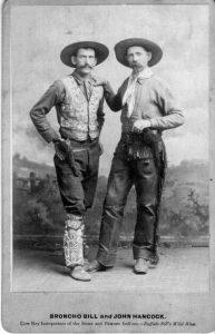 Broncho bill e john hancock