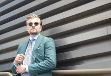 La moda maschile a Pitti Immagine Uomo 94