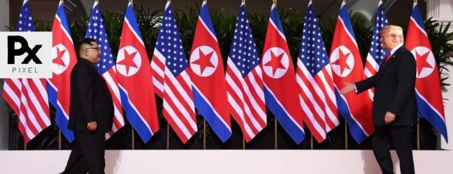 Kim e Trump. Che pace sia!