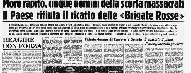 A 40 anni dall'omicidio di Aldo Moro