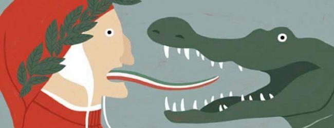L'italiano siamo noi, nessuno si senta escluso!