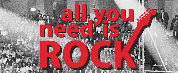 Carta….Canta! – L'immagine del rock tra fotografia e archivi