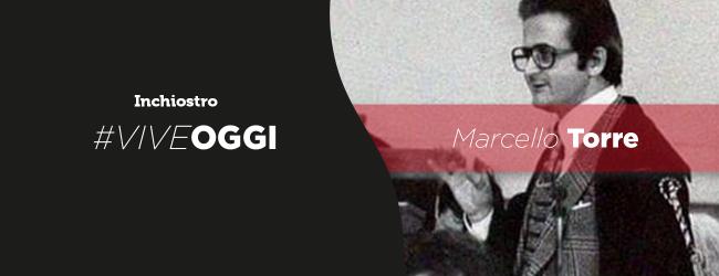 #ViveOggi: 11 Dicembre, Marcello Torre