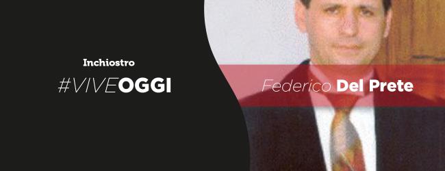 #ViveOggi: 19 Febbraio, Federico del Prete