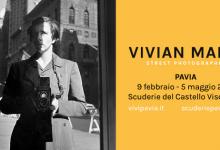 La doppia identità di Vivian Maier al Castello Visconteo