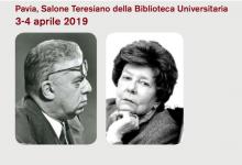 """Convegno di studi """"Le carte di Eugenio Montale negli archivi italiani"""" – 3 e 4 aprile"""