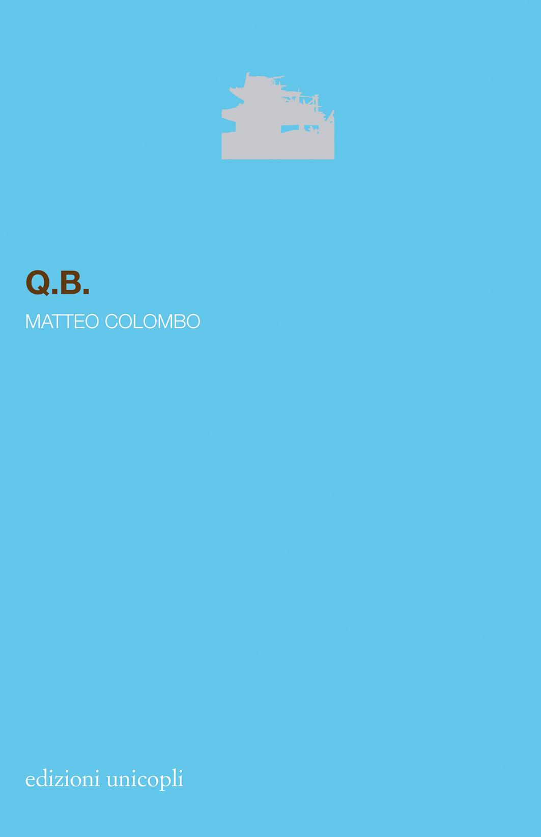 q.b. copertina