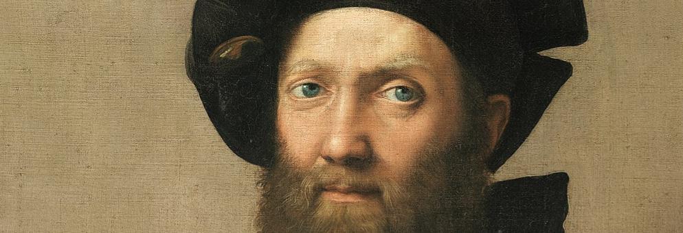 raffaello500-pittura-occhi-poesia-baldassar-castiglione
