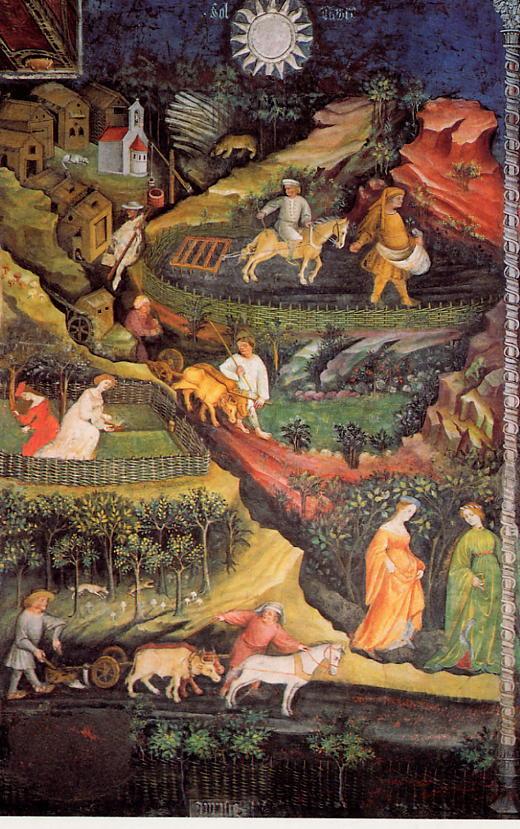 venceslao-aprile-ciclo-dei-mesi-pasqua-festa