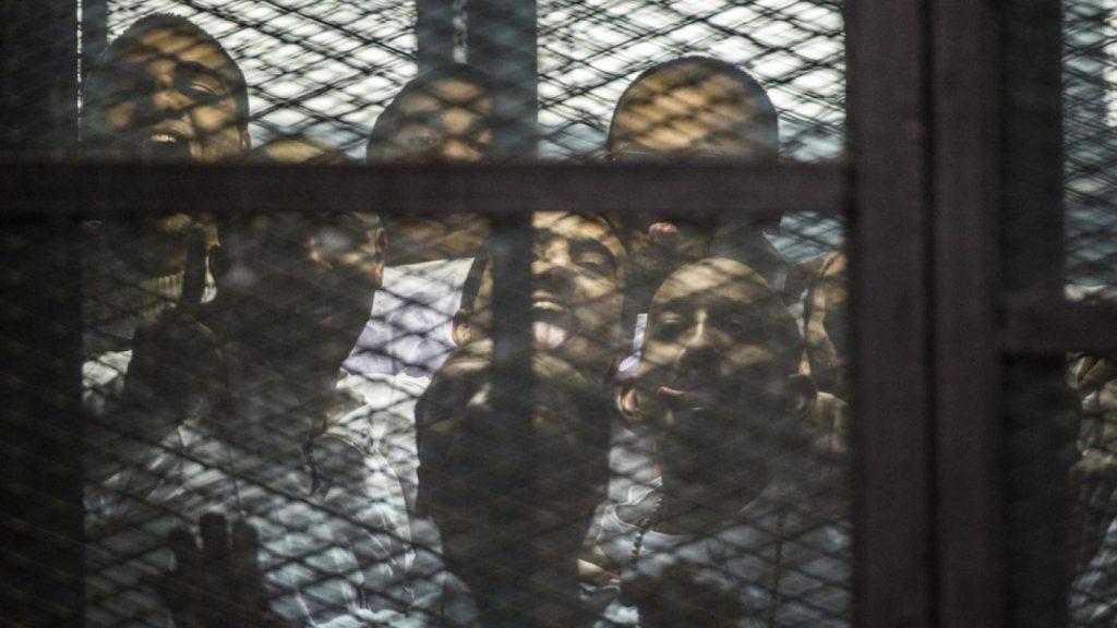 detenuti carcere egitto